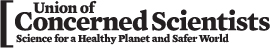 Union of VConcerned Scientists logo